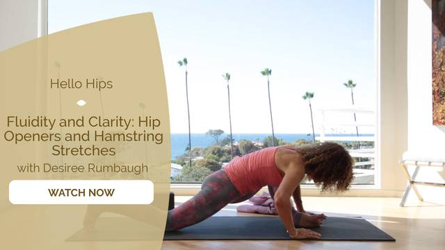 thumbnail image for Fluidity and Clarity: Hip Openers and Hamstring Stretches