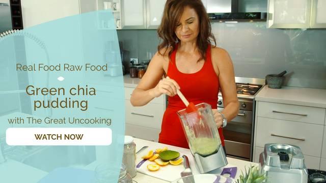 thumbnail image for Green Chia Pudding
