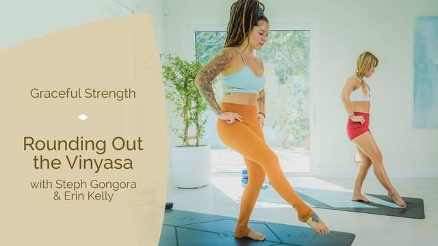 thumbnail image for Rounding Out the Vinyasa