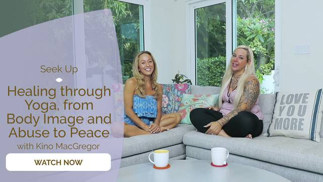 thumbnail image for Healing through Yoga, from Body Image and Abuse to Peace and Love with Jessica Sayre