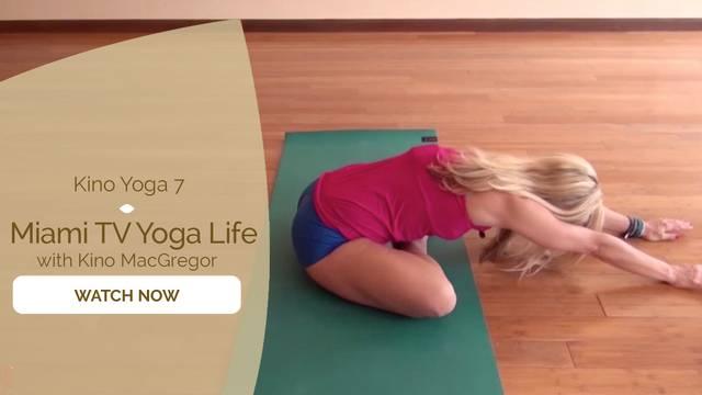 thumbnail image for Kino Yoga 7 - Miami TV Yoga Life