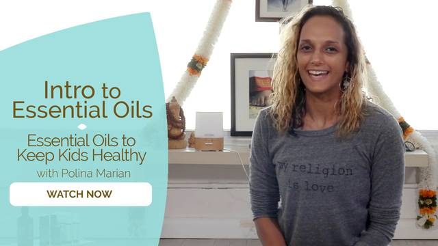 thumbnail image for Using Essential Oils to Keep Kids Healthy