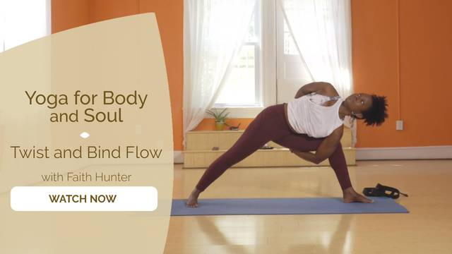 thumbnail image for Twist and Bind Flow merged with Hamstrings
