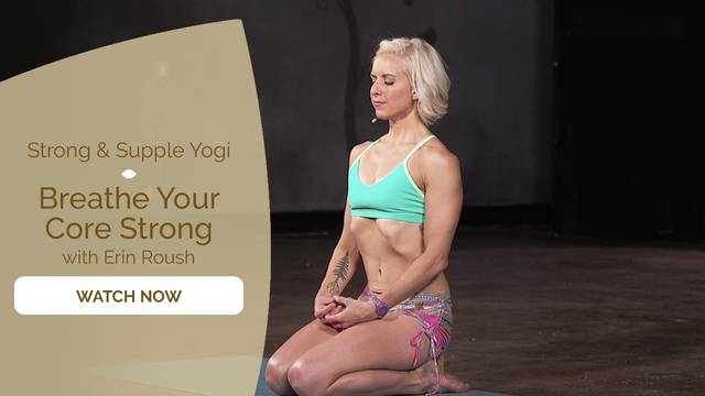 thumbnail image for Breathe Your Core Strong