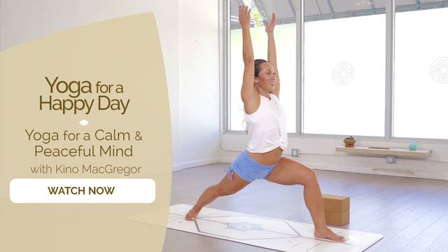 thumbnail image for Yoga for a Calm and Peaceful Mind