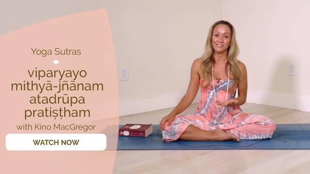thumbnail image for I.8 Viparyayo mithya-jnanam atad-rupa-pratistham